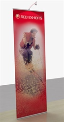Express banner Stand 31.5 inch x 88.78 inch