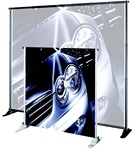 Jumbo Banner Stand Small Tube - Large